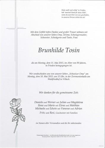 Brunhilde Tosin
