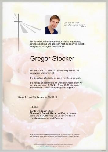 Gregor Stocker
