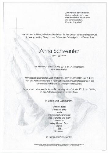 Anna Schwanter