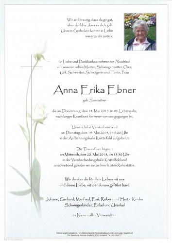 Anna Eika Ebner