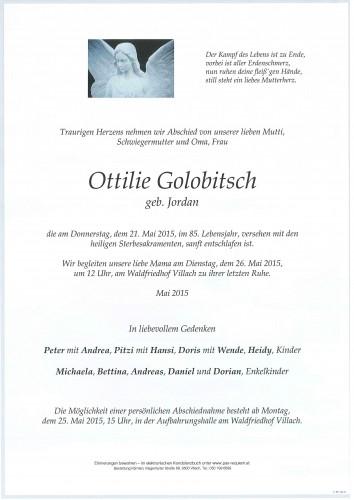 Ottilie Golobitsch