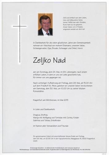 Zeljko Nad