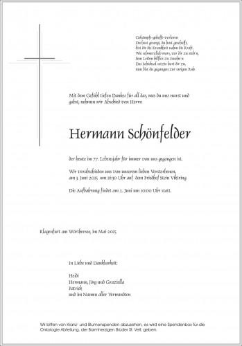 Hermann Schönfelder