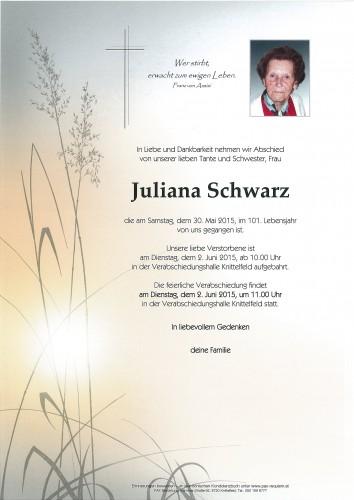 Juliana Schwarz