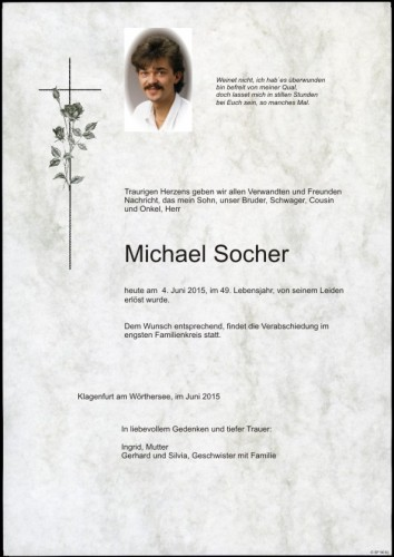 Michael Socher
