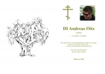 DI Andreas Oitz