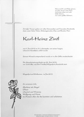 Karl-Heinz Zintl