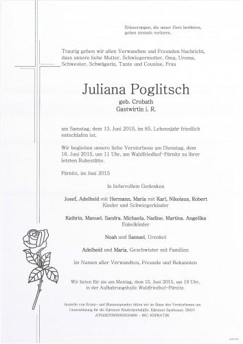 Juliana Poglitsch