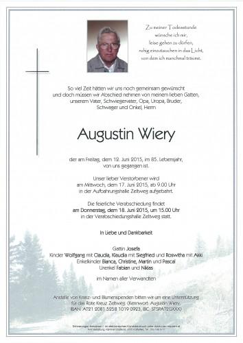 Augustin Wiery