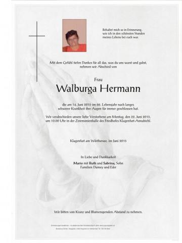 Walburga Hermann