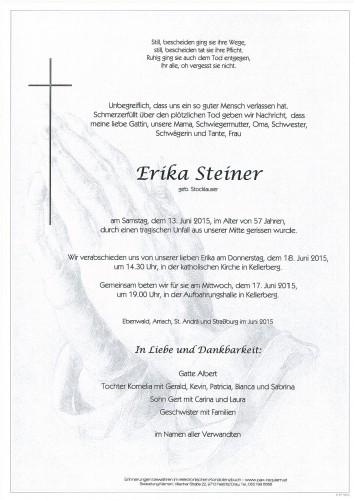 Erika Steiner