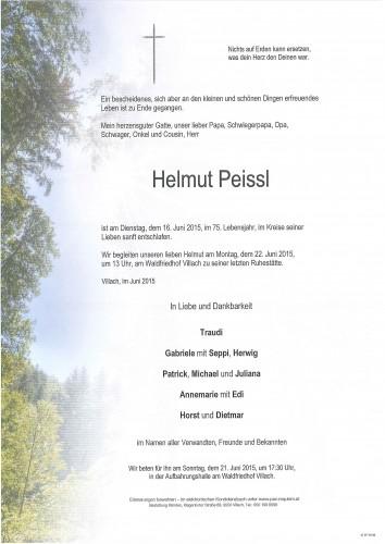 Helmut Peissl