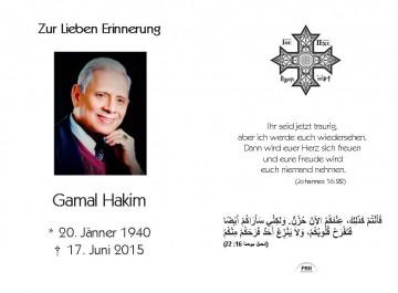 Gamal Hakim