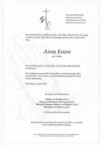 Anna Knam