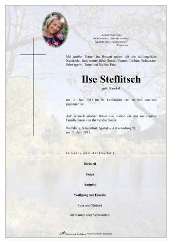 Ilse Steflitsch