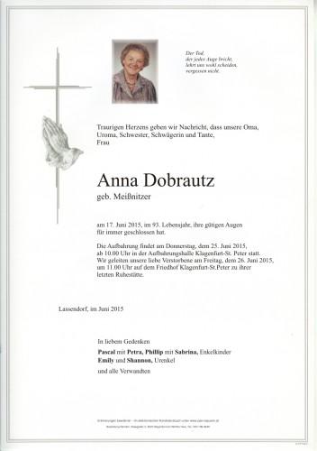 Anna Dobrautz