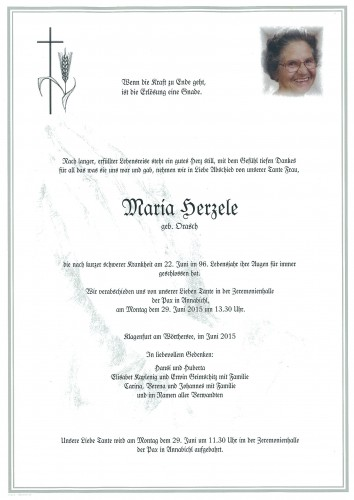 Maria Herzele