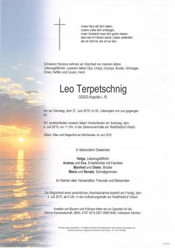 Leo Terpetschnig