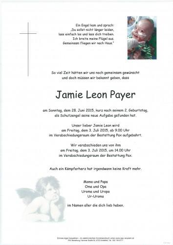 Jamie Leon Payer
