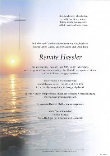 Renate Hassler