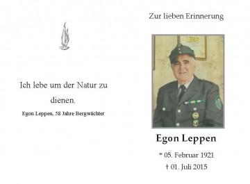 Egon Leppen