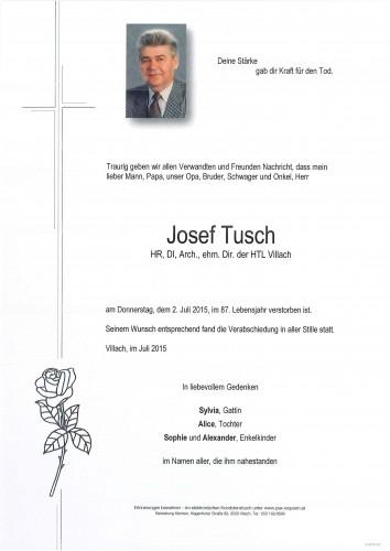 Josef Tusch