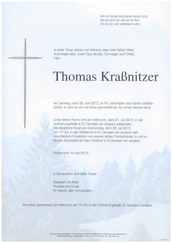 Thomas Kraßnitzer