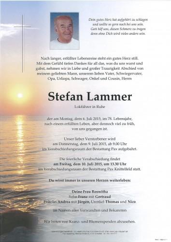 Stefan Lammer