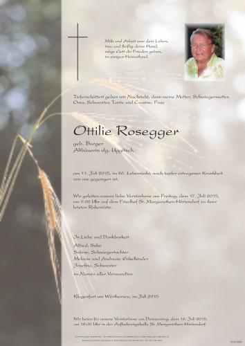 Ottilie Rosegger