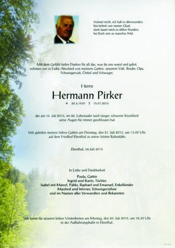 Hermann Pirker