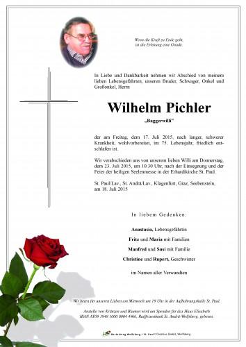 Wilhelm Pichler