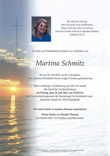 Martina Schmitz