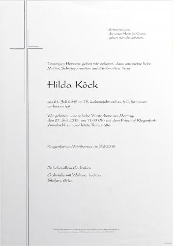 Hilda Köck
