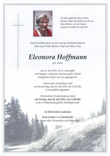 Eleonora Hoffmann