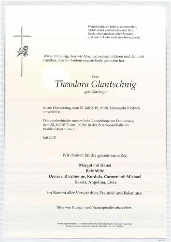 Theodora Glantschnig