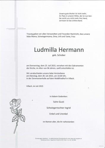 Ludmilla Hermann