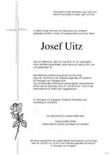 Uitz Josef