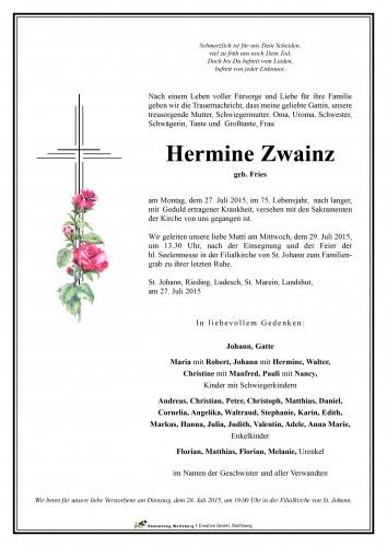 Hermine Zwainz