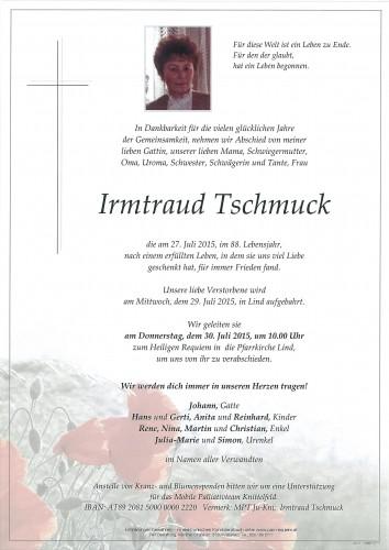 Irmtraud Tschmuck