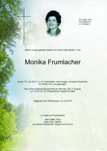 Monika Frumlacher