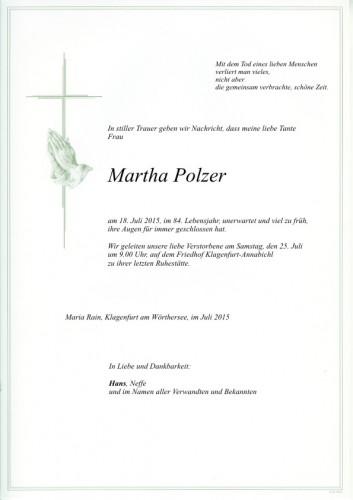Martha Polzer