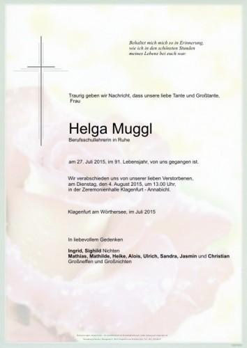 Helga Muggl