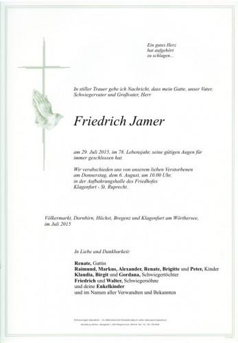 Friedrich Jamer
