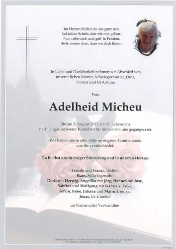 Adelheid Micheu