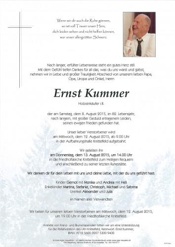 Ernst Kummer