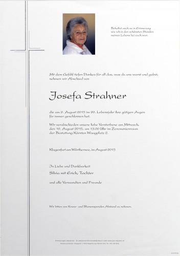 Josefa Strahner