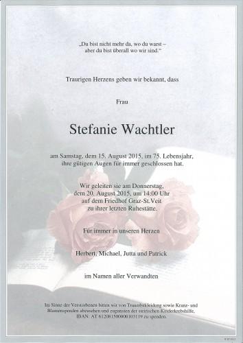 Wachtler Stefanie