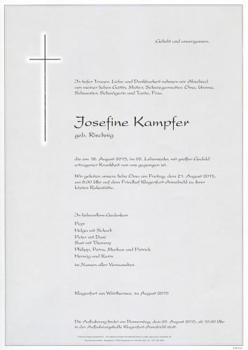 Josefine Kampfer