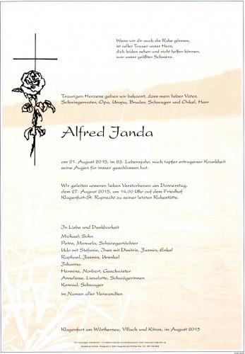 Alfred Janda