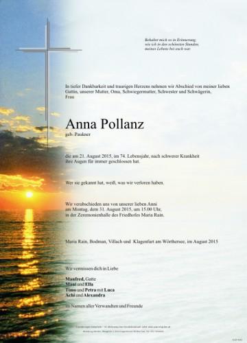 Anna Pollanz